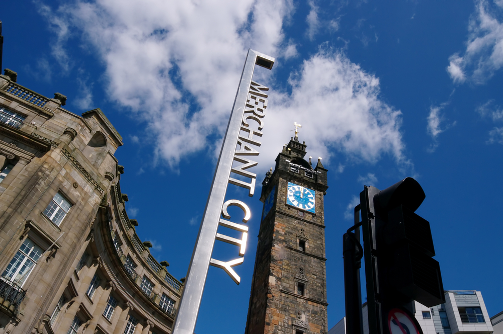 buying property in merchant city glasgow